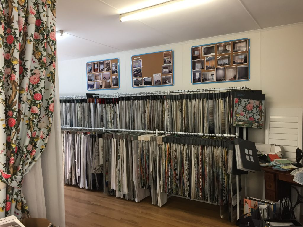 Total Curtain Solutions Showroom